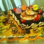 *Anniversary  Cake*