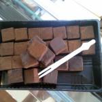 出ました。チョコレート(*^^*)
