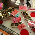 チョコレート商品が揃い始めました(*^^*)